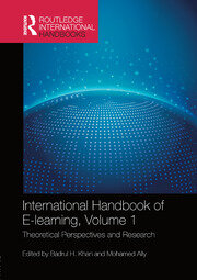 International Handbook of E-Learning Volume 1: Theoretical Perspectives and Research