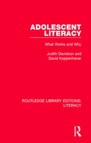 Adolescent Literacy: What Works and Why