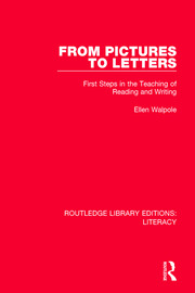 From Pictures to Letters: First Steps in the Teaching of Reading and Writing