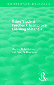 Using Student Feedback to Improve Learning Materials