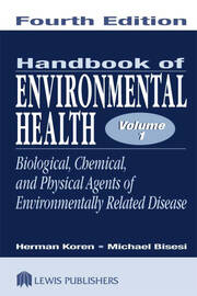 Handbook of Environmental Health, Fourth Edition, Two Volume Set