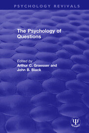 The Psychology of Questions
