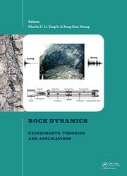 Study on the interaction between shock waves and non-uniform stresses in the rock mass