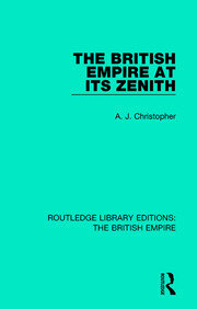 The British Empire at its Zenith