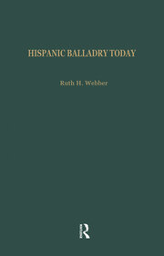Hispanic Balladry Today