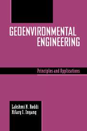 Geoenvironmental Engineering: Principles and Applications