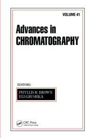 Advances in Chromatography: Volume 41