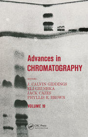 Advances in Chromatography: Volume 19