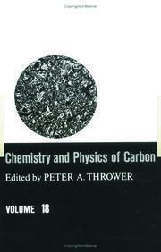 Chemistry & Physics of Carbon: Volume 18