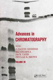 Advances in Chromatography: Volume 20