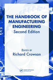 Handbook of Manufacturing Engineering - 4 Volume Set
