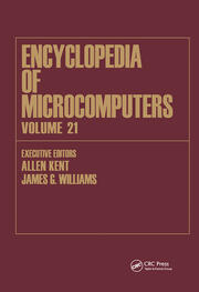 Encyclopedia of Microcomputers: Volume 21 - Index