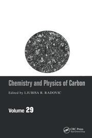 Chemistry & Physics Of Carbon: Volume 29