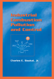 Industrial Combustion Pollution and Control