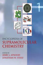 Encyclopedia of Supramolecular Chemistry - Two-Volume Set (Print)