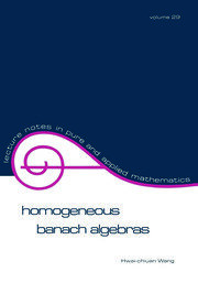 Homogeneous Banach Algebras