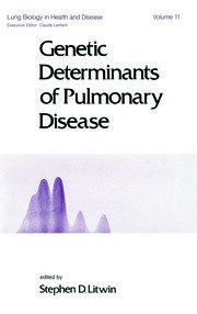 Genetic Determinants of Pulmonary Disease