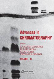 Advances in Chromatography: Volume 18
