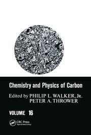 Chemistry & Physics of Carbon: Volume 16