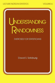 Understanding Randomness: EXERCISES FOR STATISTICIANS