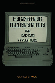 Engineering Documentation for CAD/CAM Applications
