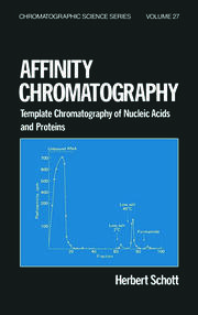 Affinity Chromatography: Template Chromatography of Nucleic Acids and Proteins