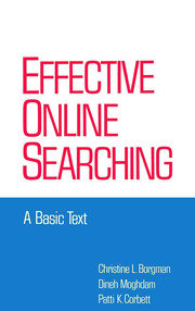 Effective Online Searching: A Basic Text