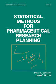 Statistical Methods for Pharmaceutical Research Planning