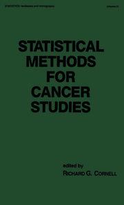 Statistical Methods for Cancer Studies