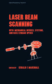Laser Beam Scanning: Opto-Mechanical Devices, Systems, and Data Storage Optics