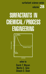 Surfactants in Chemical/Process Engineering