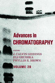Advances in Chromatography: Volume 28