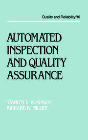 Automated Inspection and Quality Assurance