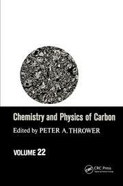Chemistry & Physics of Carbon: Volume 22