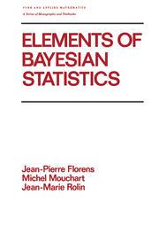 Elements of Bayesian Statistics