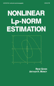 Nonlinear Lp-Norm Estimation