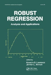 Robust Regression: Analysis and Applications