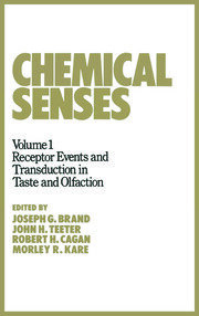 Chemical Senses: Receptor Events and Transduction in Taste and Olfaction