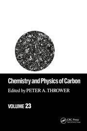Chemistry & Physics of Carbon: Volume 23