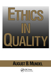 Ethics in Quality