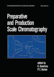 Preparative and Production Scale Chromatography
