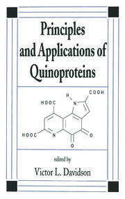 Principles and Applications of Quinoproteins