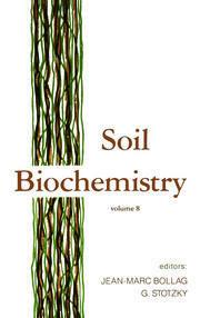 Soil Biochemistry: Volume 8