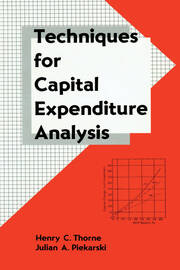 Techniques for Capital Expenditure Analysis