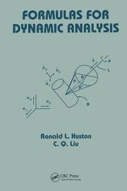 Formulas for Dynamic Analysis