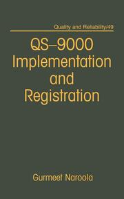 Qs-9000 Registration and Implementation