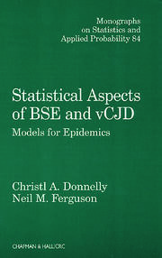 Statistical Aspects of BSE and vCJD: Models for Epidemics
