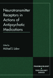 Neurotransmitter Receptors in Actions of Antipsychotic Medications
