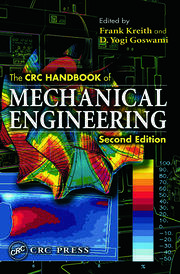 The CRC Handbook of Mechanical Engineering