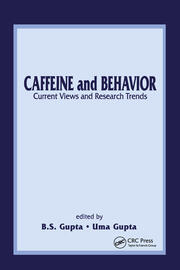 Caffeine and Behavior: Current Views & Research Trends: Current Views and Research Trends